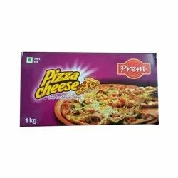 Prem Fresh Pizza Cheese, Packaging Size: 1 Kg, Packaging Type: Box