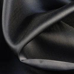 Black Lining Cotton Fabric