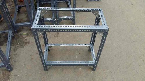 Metal Slotted Angle Racks - Metal Slotted Angles