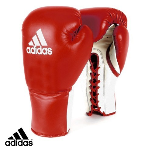 b238dcb91 Red   White KD Everlast Pro Style Training Boxing Gloves