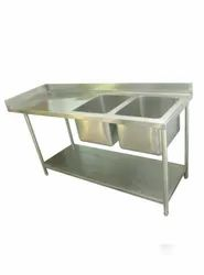 SS 316 Stainless Steel Kitchen Sink