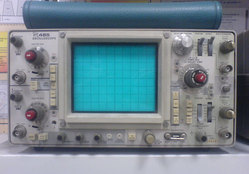 Cathode-Ray Oscilloscope Calibration Service