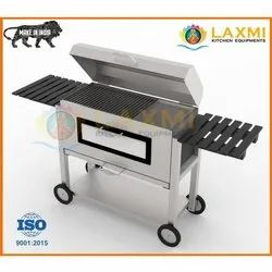 Steel Manufacturer Griddle Griller