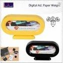 Digital Add Paper Weight
