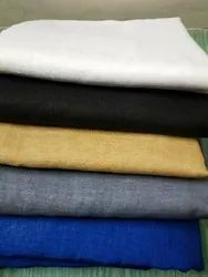 Formal Machine Made Linen Fabric, GSM: 50-100, Dry clean