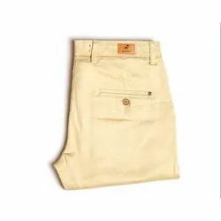 Alpha Cotton Men Chino Trouser, Size: 30-40