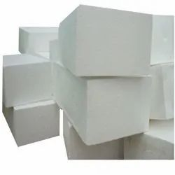 Plain Thermocol Block, Thickness: 10-15 Cm, Density: 6 to 36 kg/cm3