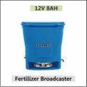 Fertilizer Broadcaster With 12V 8AH Battery
