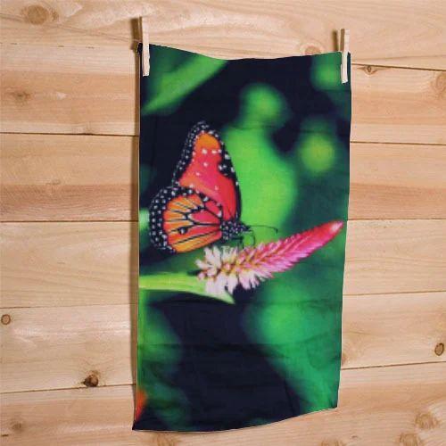cotton made digital design printed tea towels print wala chai ka
