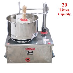 20 Litres Capacity Commercial Conventional Wet Grinder