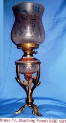 Traditional Incandescent Designing Stand Lamp
