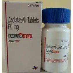 Daclahep Tablets 60 Mg