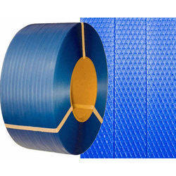 Blue Strapping Roll