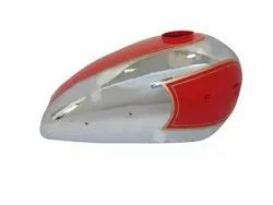 Ariel 500Cc Red Painted Chrome Petrol Tank New