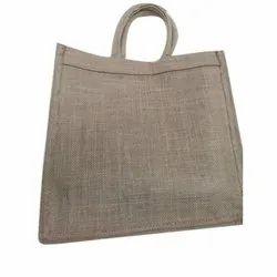 AMALA Plain Jute Handbags