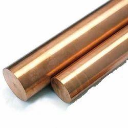 Tungsten Round Copper Rod