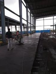 10000 Cubic Feet Ultratech Cement Trimix Flooring Services, in Ahmedabad