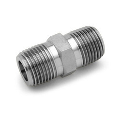 Pipe Fitting Hex Nipple