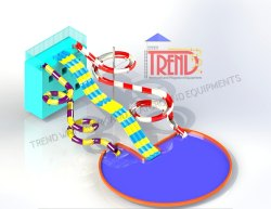 High Speed Tower Slide
