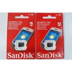 Sandisk Micro SDHC Card for Mobile Phone