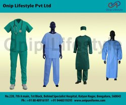 Disposable Ot Gown