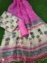 Ethnic Kota Doriya Dupatta Suit