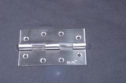 Optimus Stainless Steel Dog Bolt Ball Bearing Butt Hinges