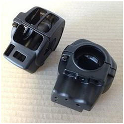 Plastic Automotive Switch Housing Cover