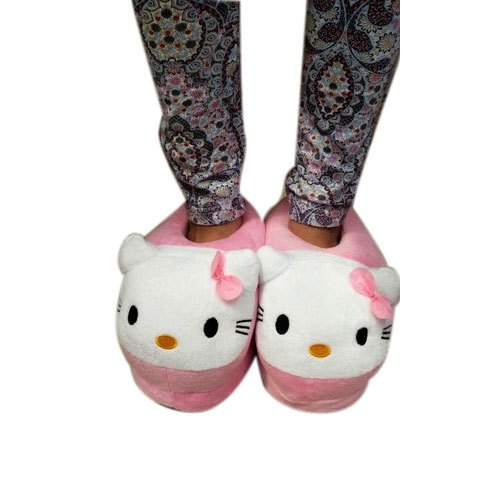 cf214a2e2 Hello Kitty Soft Bedroom Slipper, Bedroom Slipper, Disposable Terry ...