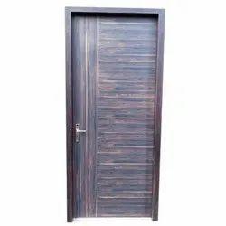 Wooden Hinged Door