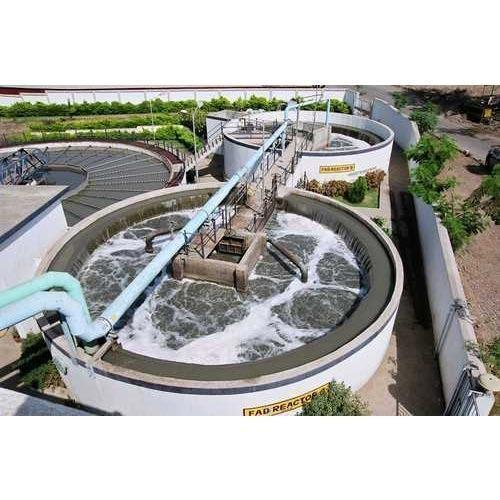 Sewage Treatment Plant Restoration Service