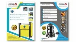Brochure Printing Services, Dimension / Size: Standarised