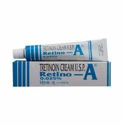 Retino A 0.025% Ointment
