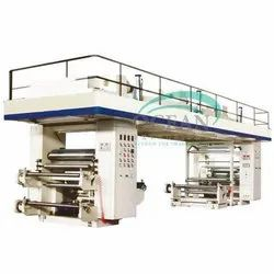 BOPP Tape Adhesive Lamination Coating Plant