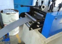 Iron Patti Straightener Machine