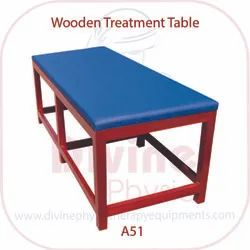 Wooden Treatment Table