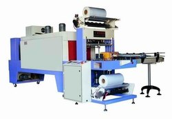 Pan India Automatic Shrink Wrapping Machine