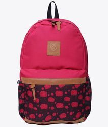 Floral Print Free Size Backpack