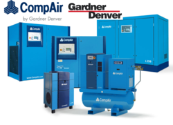 Air Compressor - Screw Type