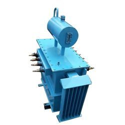 100 Amp Electrical Booster Transformer, For Industrial