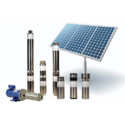 Submersible Solar Water Pump