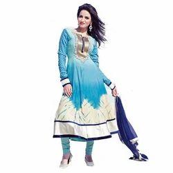 Georgette Party wear Traditional Anarkali Suit
