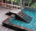 Residential Swimming Pool Fountain