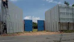 Barrication Work