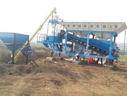 Mini Concrete Batching Plant Rental Services