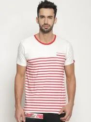77dd14814 Mens Cotton T-Shirt at Best Price in India