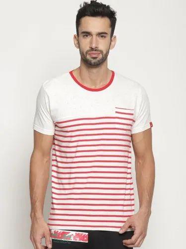 beb47492b34c Mens T - Shirts - Mens Casuals T-Shirt Manufacturer from Tiruppur