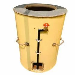 Drum Gas And Charcole Tandoor