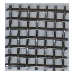 Welded Wire Mesh High Carbon Screen, for Industrial