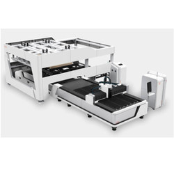E-A Series Automatic Loading Laser Cutting Machine